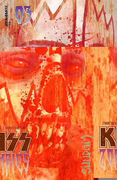 KISS – Zombies #3 (2020)