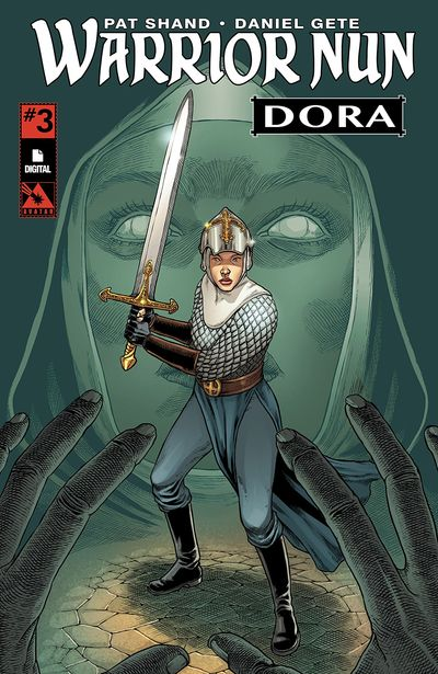 Warrior Nun – Dora #3 (2020)