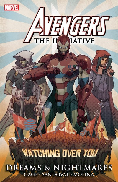 Avengers – The Initiative Vol. 5 – Dreams & Nightmares (TPB) (2010)