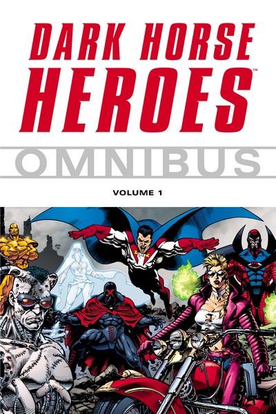 Dark Horse Heroes Omnibus Vol. 1 (2008)
