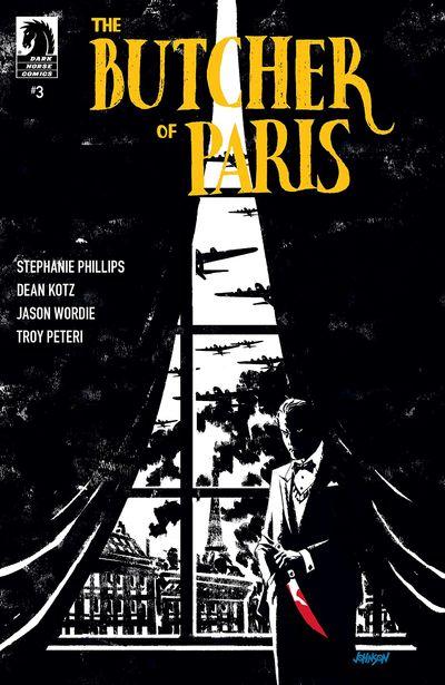 The Butcher Of Paris #3 (2020)