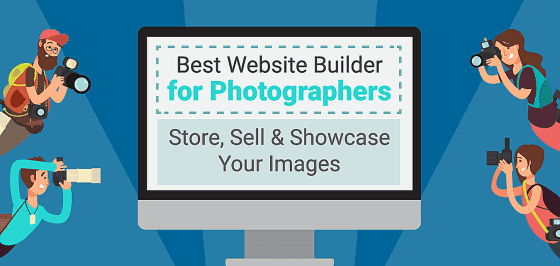 The Best 2021 Website Builders for Photographers