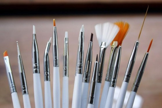 Cleaning Nail Art Brushes After Use – Easy Tips To Follow