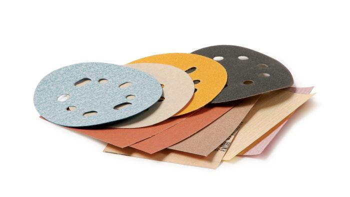 All about sandpaper grit
