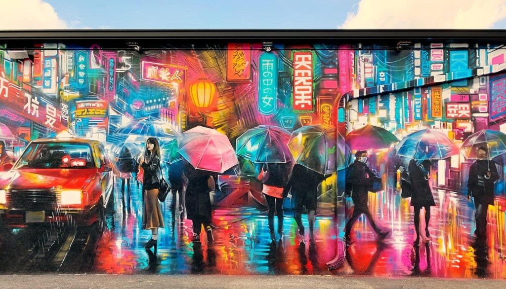 Famous Street Artists That Evolved and Developed the Street Art