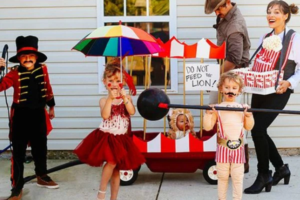 Six inexpensive and easy Halloween costumes