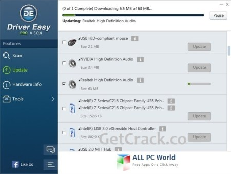 DriverEasy Professional 5.6.15.34863 + License Key [2021] Download