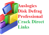 Auslogics Disk Defrag Professional Crack With Key Free Download