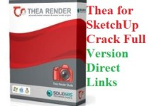 Thea for SketchUp With Crack 2021 [Latest]