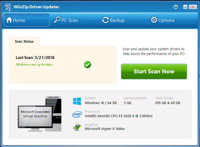 WinZip Driver Updater Crack With Serial Key Free Download