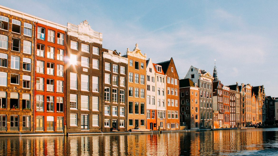 Visit Amsterdam before you turn 30 with CROWD