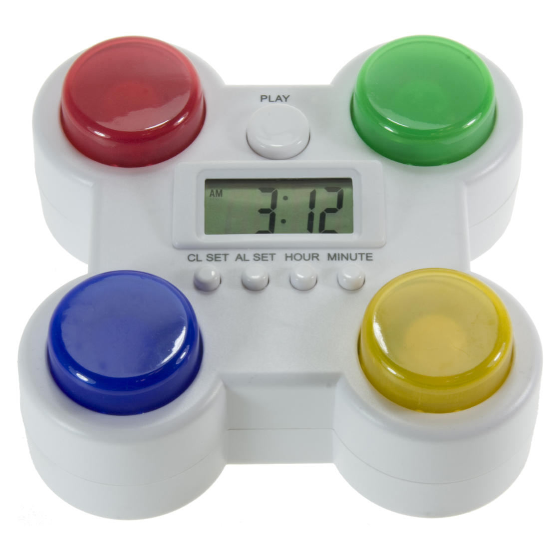 Wecker Digital Kind Memory Alarm Clock Getdigital