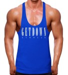 Blue Stringer Vest