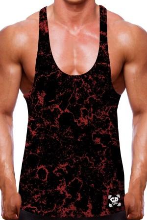 Cardinal Matter Stringer Vest