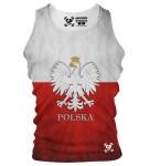 Polska Poland Flag Tank