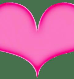 1323x1000 pink heart beat line clipart [ 1323 x 1000 Pixel ]