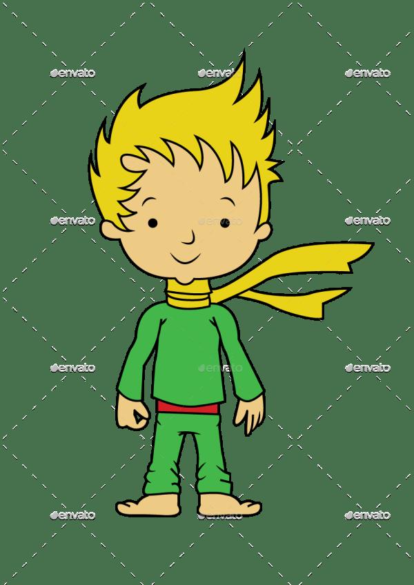 Little Prince Clip Art