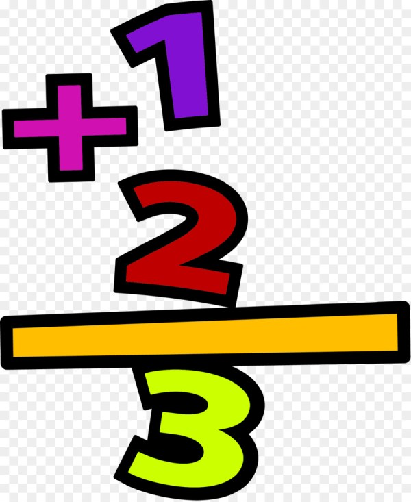 addition and subtraction clipart