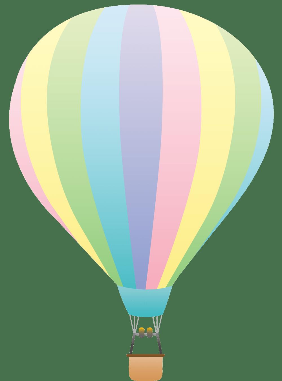 medium resolution of 4114x5559 hot air balloon clip art striped pastel colored hot air balloon