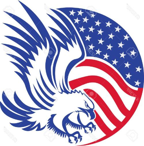 small resolution of 1286x1300 top patriotic bald eagle vector file free free clip art designs