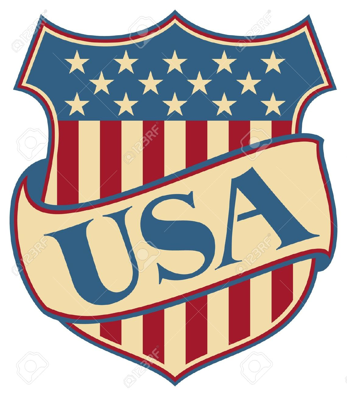 American Symbols Clipart At Getdrawings