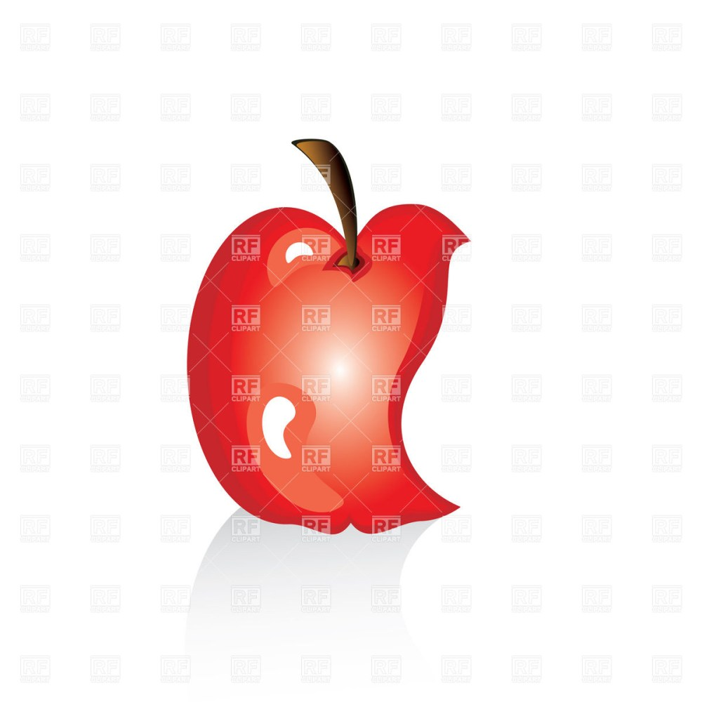 medium resolution of 558x597 green apple clipart 1200x1200 missing bite