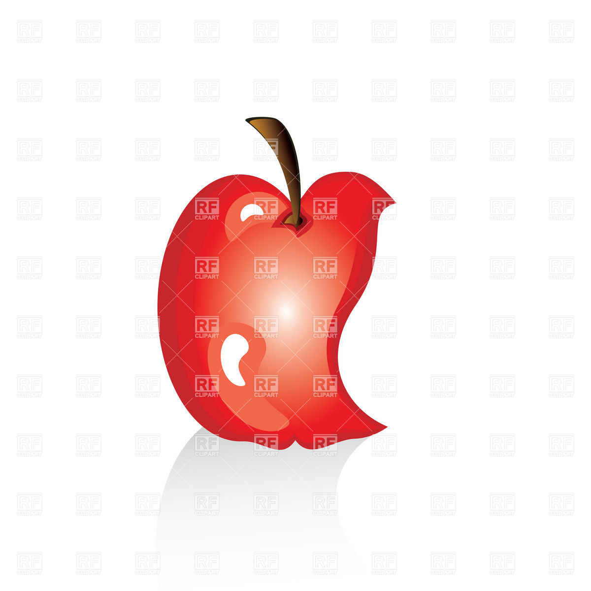 hight resolution of 558x597 green apple clipart 1200x1200 missing bite