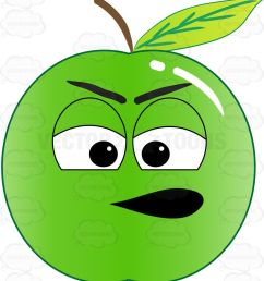 933x1024 clipart apple with face yanhe clip art [ 933 x 1024 Pixel ]