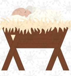 3000x2400 nativity svg bible clipart nativity scene svg file manger scene [ 3000 x 2400 Pixel ]