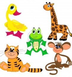 961x960 sensational ideas zoo animal clipart animals circle lables safari [ 961 x 960 Pixel ]