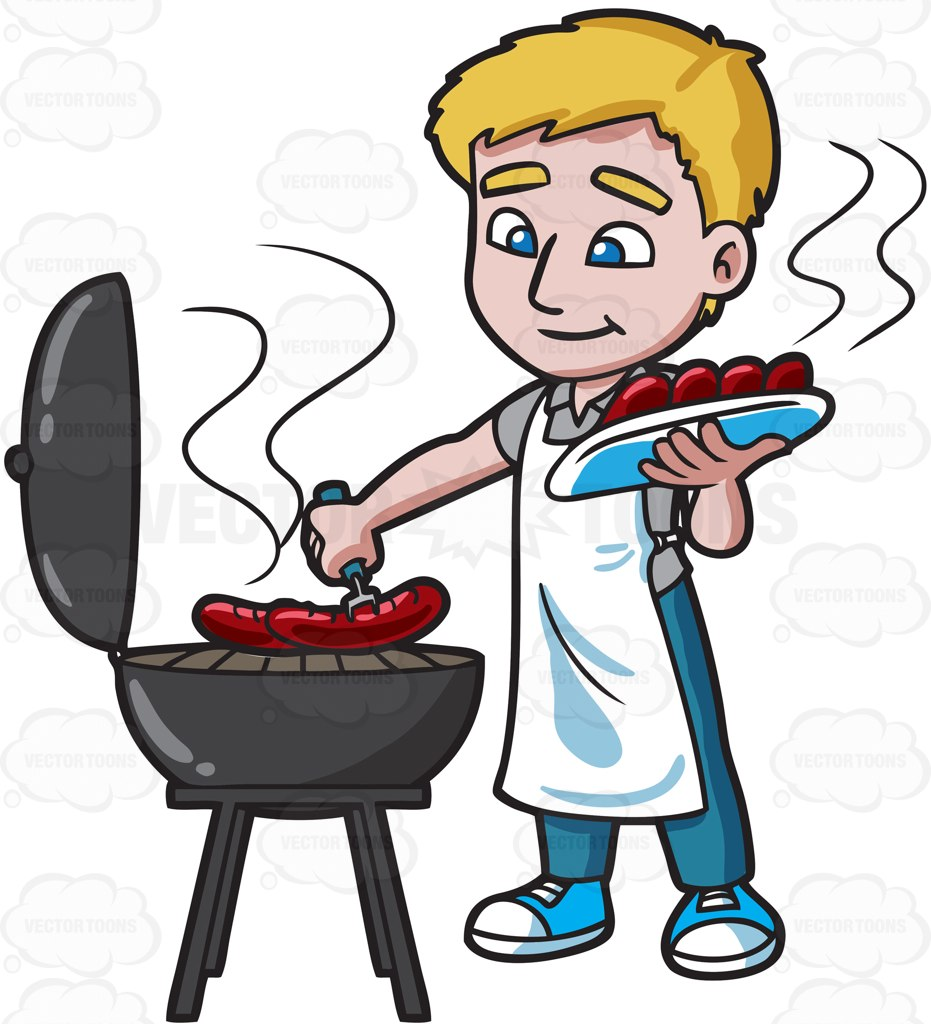 medium resolution of 931x1024 barbecue clipart kid 3050639