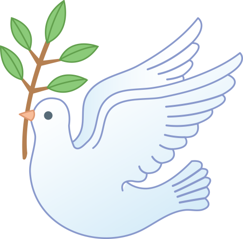 small resolution of 4839x4754 dove clipart baptism
