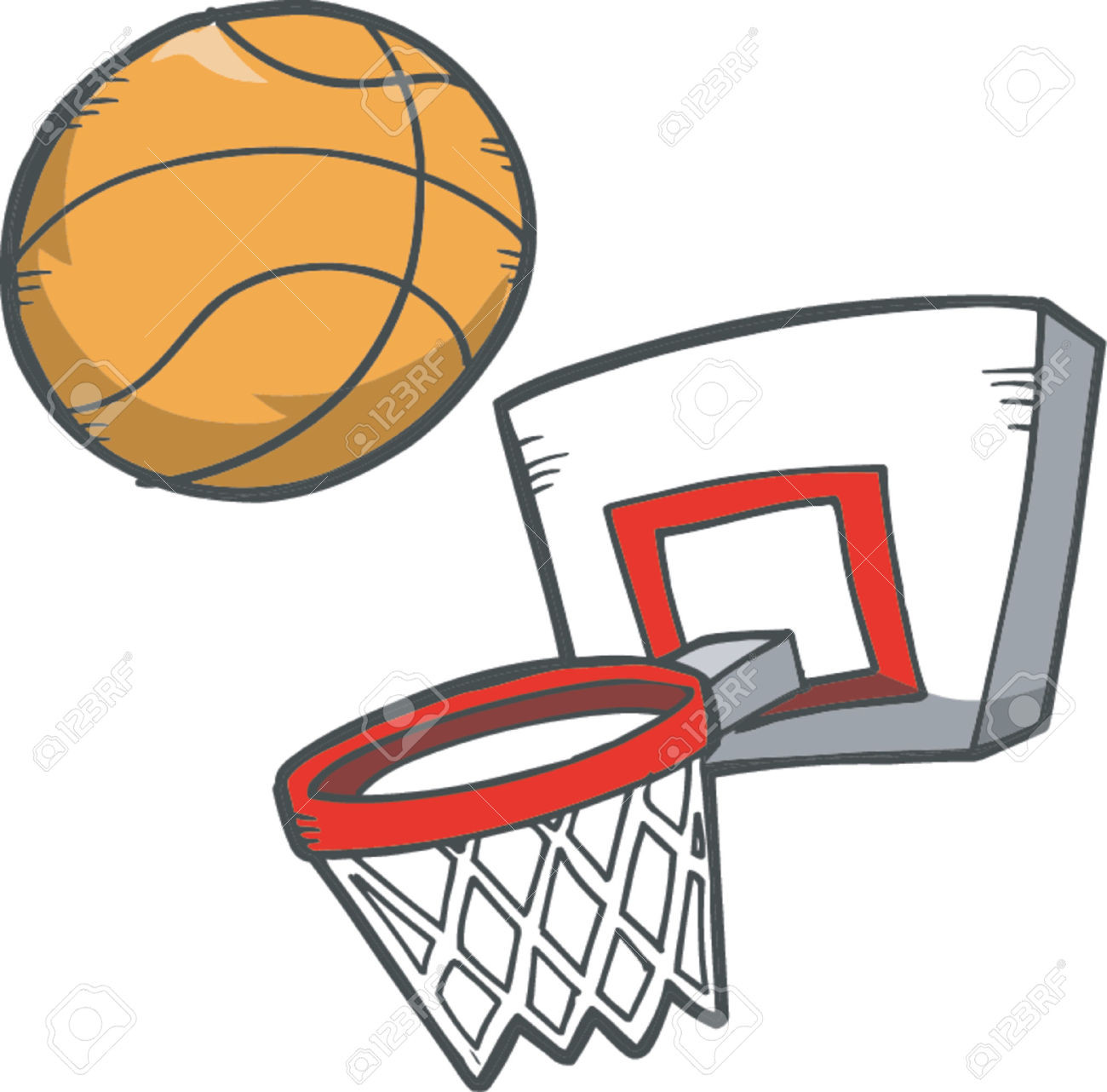 hight resolution of 1300x1282 basketball hoop clip art clipart panda free images cool