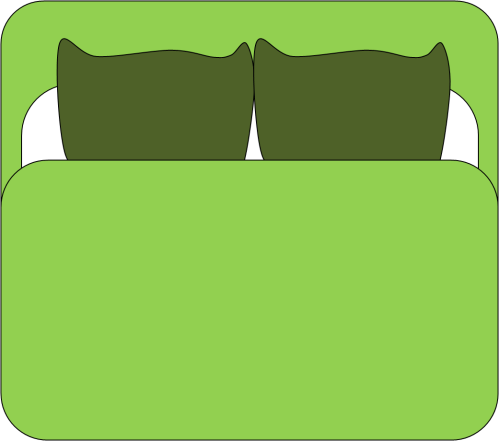 small resolution of 1041x920 dubbal bed cartoon clipart