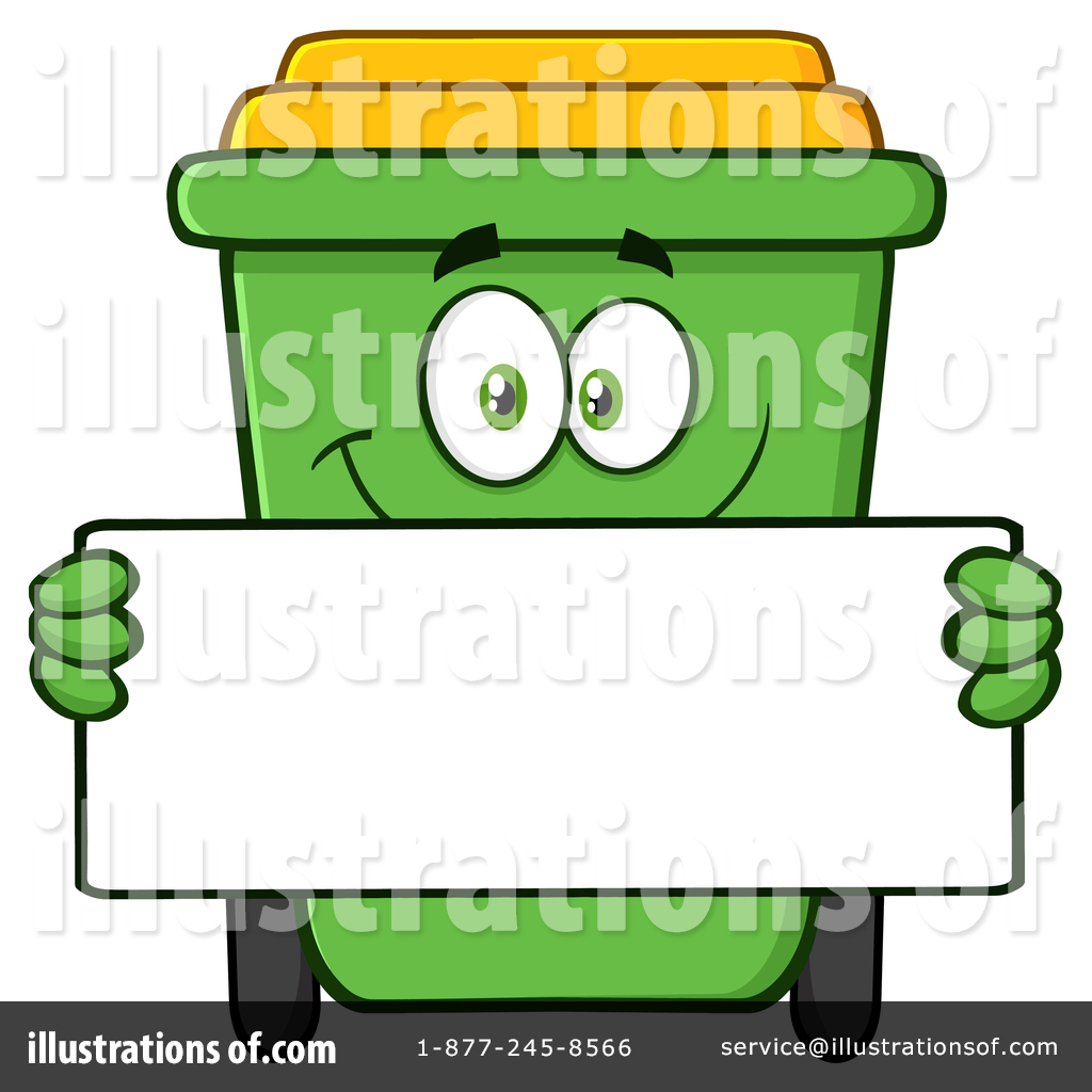 hight resolution of 1024x1024 green recycle bin clipart
