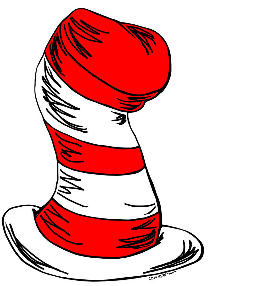 hight resolution of 870x919 cat in the hat clipart clipartlook
