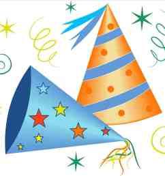 1899x1777 birthday party hat clip art 2018 [ 1899 x 1777 Pixel ]