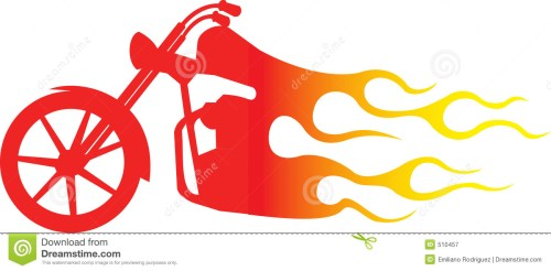 small resolution of 1300x640 flames clipart harley