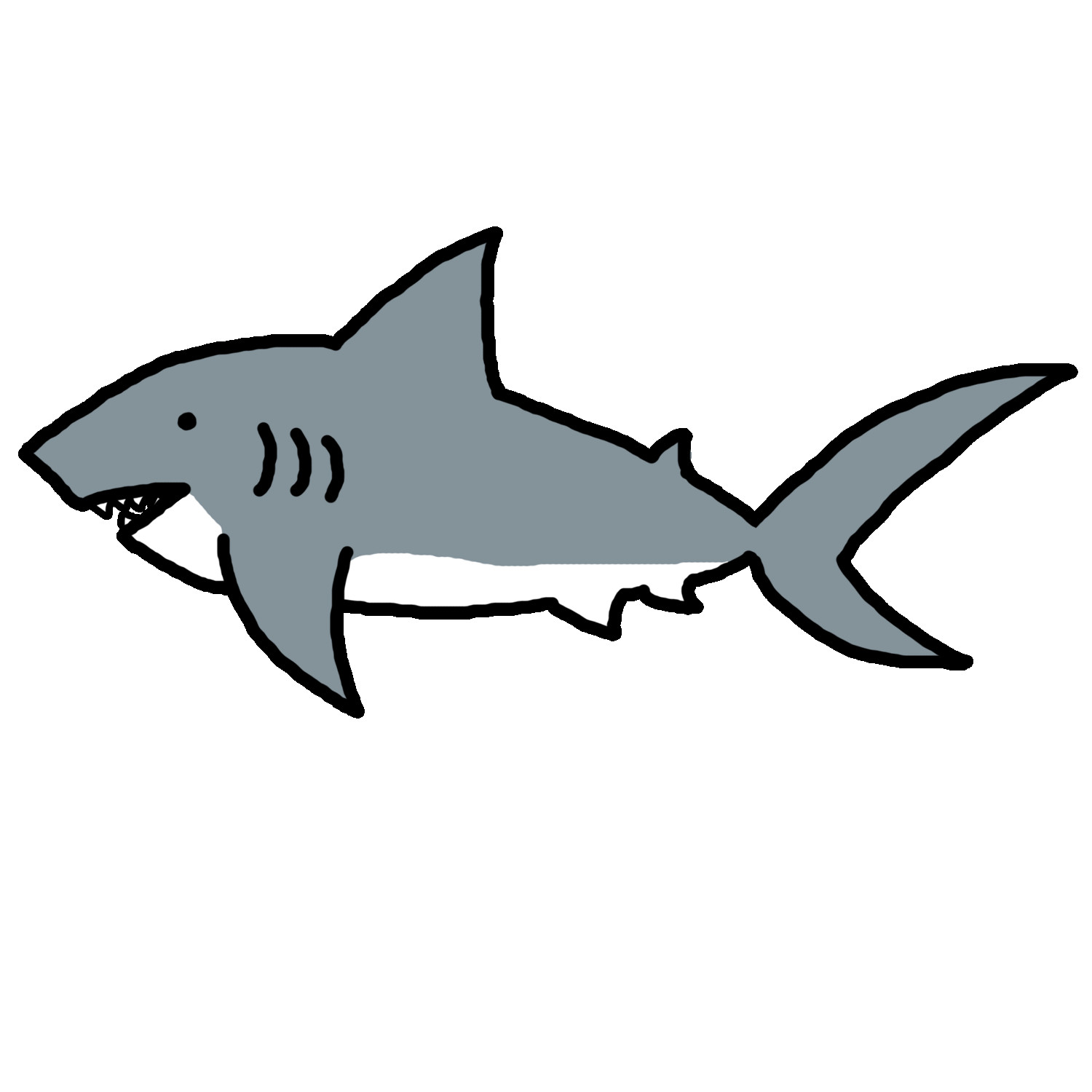 hight resolution of 1500x1500 clip art shark thatswhatsup