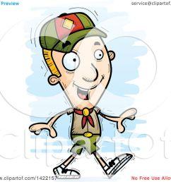 boy scout clipart [ 1080 x 1024 Pixel ]