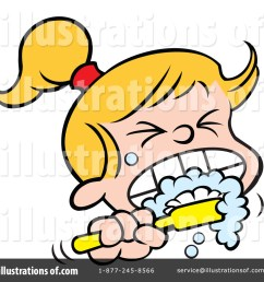 1024x1024 brushing teeth clipart [ 1024 x 1024 Pixel ]