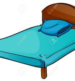 1300x955 amusing bed clipart 23 depositphotos 186682090 stock illustration [ 1300 x 955 Pixel ]