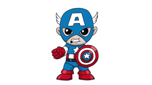 small resolution of 1280x720 exquisite captain america cartoon 26 png clip art image png m
