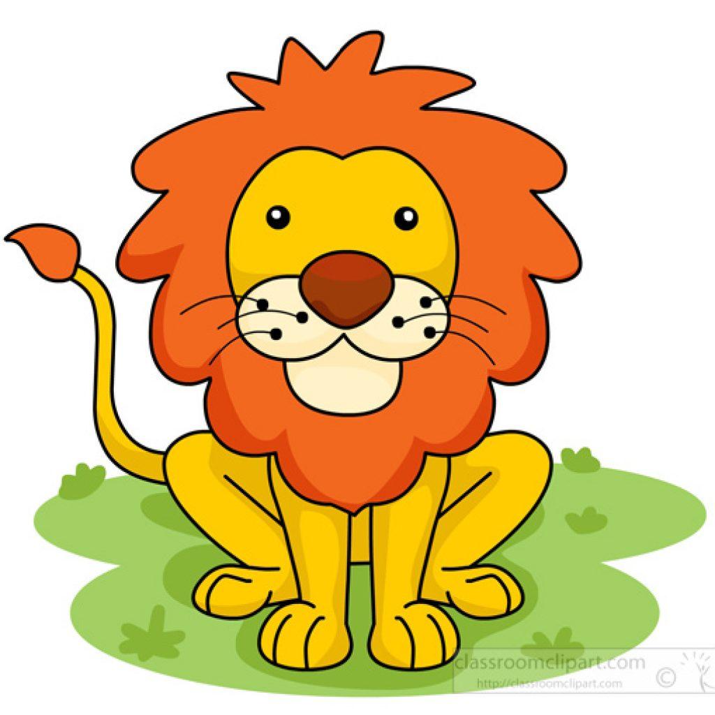 hight resolution of 1024x1024 free clipart cartoon lion