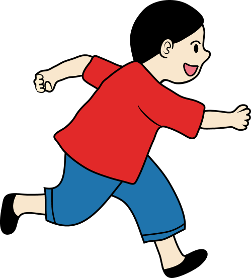 small resolution of 4209x4662 kids running clipart many interesting cliparts