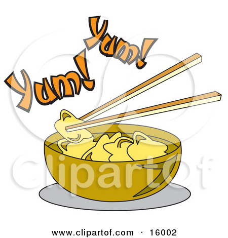 chinese food clipart at