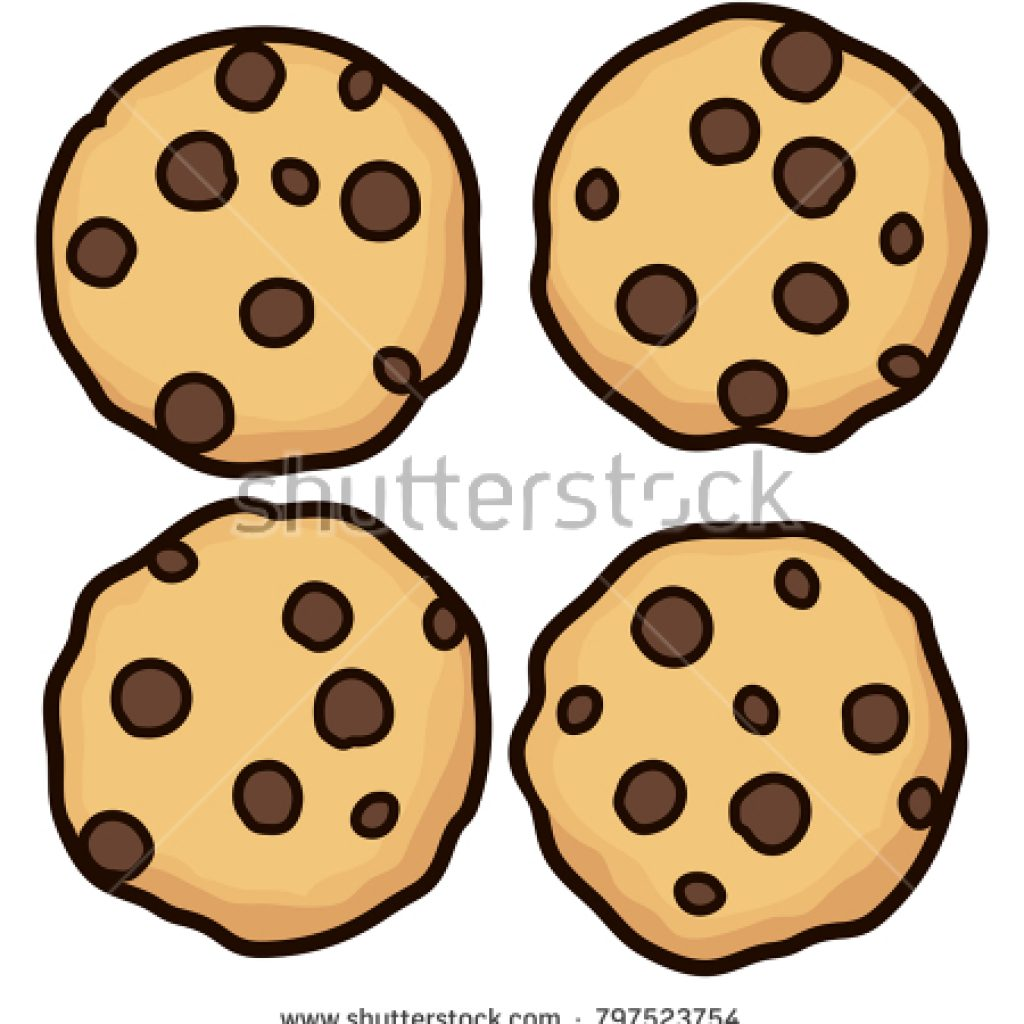 Chocolate Chip Clipart At Getdrawings
