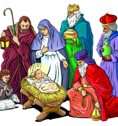 1177x932 collection of christmas jesus birth clipart high quality [ 1177 x 932 Pixel ]