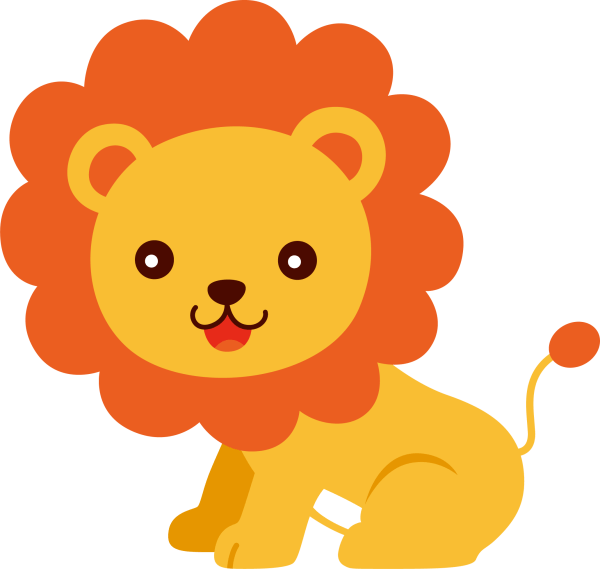 Circus Lion Clipart Free Personal