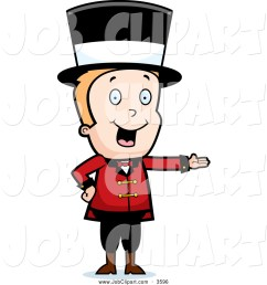 1024x1044 job clip art of a circus ringmaster man wearing a hat [ 1024 x 1044 Pixel ]